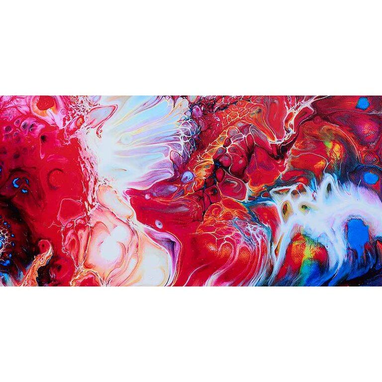 Farbige Leinwandbilder XXL Essentials II 70x140 cm