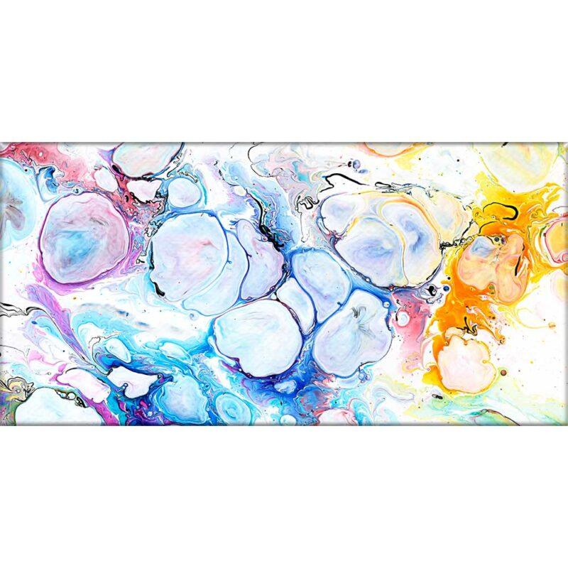 Stilvoller Kunstdruck auf Leinwand in höchster Qualität Alleviate II 70x140 cm